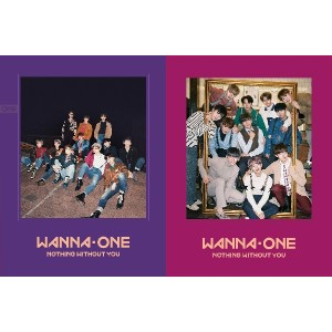 Wanna One - 1-10 (Nothing Without You) [1st Mini Album Repackage]