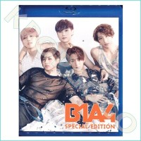 【韓流DVD】B1A4★B1A4 SPECIAL EDITION★【TV・PV】☆K-POP DVD☆【SPECIAL EDITION】bluray_ba1