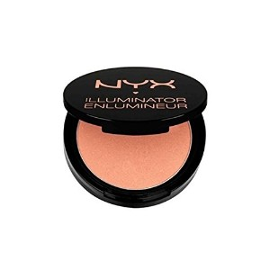 [アメリカ直送]NYX Baked Blush + Illuminator + Face Bronzer IBB01 - Narcissisitic