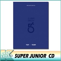 SUPER JUNIOR WORLD TOUR/SUPER SHOW 5&6/4CD/スーパージュニア/スジュ