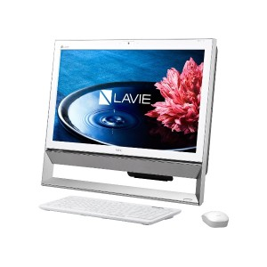 ※新品 NEC LAVIE Desk All-in-one DA350/BAW PC-DA350BAW.