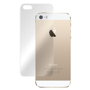 OverLay Protector for iPhone SE / 5s (アンチグレアタイプ) 背面保護・衝撃吸収シート OPIPHONE5S/L