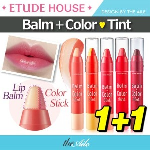 [ETUDE HOUSE]エチュードハウス★1 + 1★BALM + COLOR TINT / 10COLOR