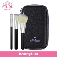 Etude House - ★ Be My Universe ★ Brush 3 Type Set + Pouch