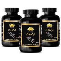 (スポーツサプリ) Testosterone vitamins for men - DHEA (Dehydroepiandrosterone) - Dhea vitamins...