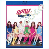 KPOP Bluray【韓流DVD】APRIL★MAYDAY☆SPECIAL EDITION★【TV・PV】☆【SPECIAL EDITION】bluray_april4