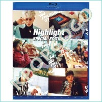 K-POP Bluray【韓流DVD】HIGHLIGHT★ SPECIAL EDITION★【TV・PV・Showcase Cut】☆bluray_highlight1