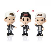 SM Town Official EXO_Figure Bluetooth Speaker