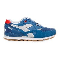 [Diadora] N-92 WNT (170943) Dark Blue/deep Water Sneakers