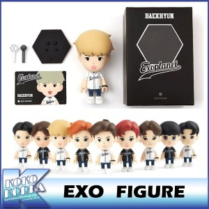 EXO FIGURE/エクソ/フィギュア 11cm/メンバー選択/Figure+PhotoCard/公式グッズ/SMTOWN/COEX/SMSHOP