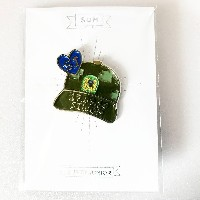 [Limited] SM TOWN SUM Cafe Welcome Back Super Junior Siwon Special Lapel Pin