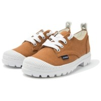 JEASHER sneakers Plain JS-102 Macaron brown