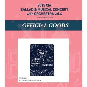 JYJ 2015 XIA BALLAD MUSICAL CONCERT with ORCHESTRA vol.4 公式グッズ ブランケット