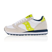 【送料無料】 SAUCONY JAZZ ORIGINAL S1044-365 WHITE/YELLOW (並行輸入品)  LUKVERY