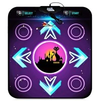 Non-slip Dancing Pad Dance Mat Equipment for PC with USB