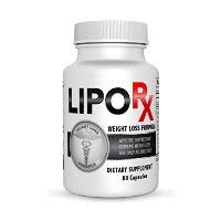 Lipo Rx- Diet Pills for Extreme Weight Reduction- Fat Burner and Thermogenic Weight Loss Supplement...