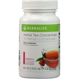 Herbalife Herbal Tea Concentrate - Raspberry  1.8 oz.