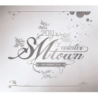 Girls Generation SHINee - 2011 SMTOWN Winter :The Warmest Gift [CD+Poster+Gift]