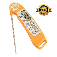 【Best Cooking Barbecue Meat Thermometer,Digital Electronic Cooking Thermometer with Instant Read...