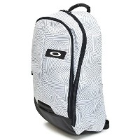 (オークリー) OAKLEY バックパック ESSENTIAL BACKPACK M 921069JP 186-White-Print F