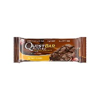 Quest Nutrition Chocolate Brownie Protein Bars - Pack of 12 Protein Bars 海外直送品