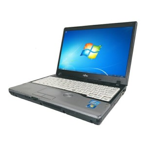中古パソコン【Windows7】[F42B][無線LAN対応] 富士通 LIFEBOOK P772/G (Core i5 3340M 2.7GHz 4GB 320GB 12.1inch DVDマルチ...