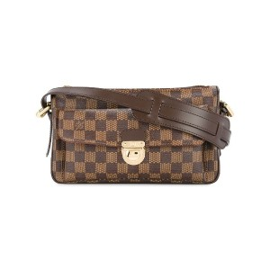 LOUIS VUITTON PRE-OWNED ダミエ ショルダーバッグ - ブラウン