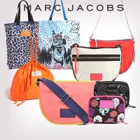 MARC JACOBS【正規品 USA直送】【NEW】トートバッグ。財布。数量限定!メガセールNylon tote/cross/pouch【USA高級デパートから輸入】