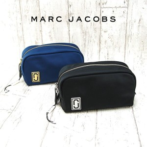 MARC JACOBS マークジェイコブス コスメポーチ 全2色 M0013396 Double j Small Rectangle Cosmetic 化粧ポーチ コスメポーチ