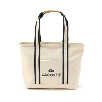 LACOSTE (M)ロゴトートバッグ ラコステ【送料無料】