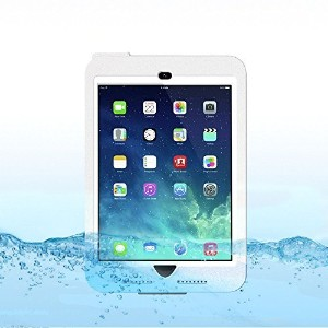 【FAVOLCANO防水保護ケースカバーfor Ipad Mini / iPad Mini 2 / iPad Mini 3 / iPad Mini Retina ホワイト FC-I00180B1】