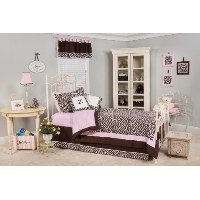 Pam Grace Creations Full/Queen Bedding Set, Zara Zebra by Pam Grace Creations