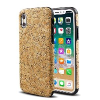 Iphone x Case Wooden