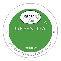 Twinings Green Tea, Keurig K-Cups, 12 Count [並行輸入品]