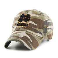 NCAAレディースSparkle Camo Clean Up Hat グリーン