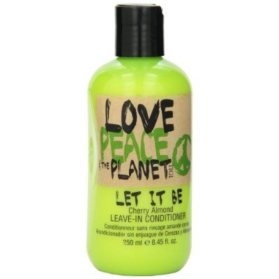 Tigi Love, Peace & The Planet Let It Be Cherry Almond Leave-In Conditioner - 250ml/8.45oz by TIGI