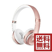 Beats by Dr.Dre Beats Solo3 Wirelessオンイヤーヘッドフォン ローズゴールド MNET2PA/A BT SOLO3 WL ROSE GLD