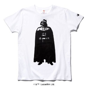 rockin'star★ Tシャツ STAR WARS/DARTH VADER 02[XS]