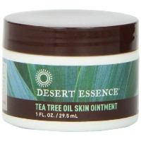 Desert Essence Tea Tree Oil Skin Ointment 30Ml (並行輸入品)