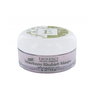 Strawberry Rhubarb Masque with Hyaluronic Acid by Eminence Organic Skin Care