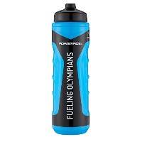 High Quality Olympic Squeeze Water Bottle, Cyan, 28 oz
