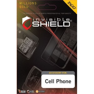 【InvisibleShield for Pantech Burst P9070 (Screen) - - Retail Packaging - Clear by Invisible Shield】 b0073bffya