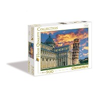 【Pisa 500 Piece Jigsaw Puzzle 30103 by Clementoni】