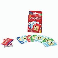 【Scrabble Word Play Poker Card Game by Scrabble】 b001u2uqow