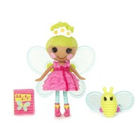 【Lalaloopsy Mini Moments in Time Pix E。Flutters人形】
