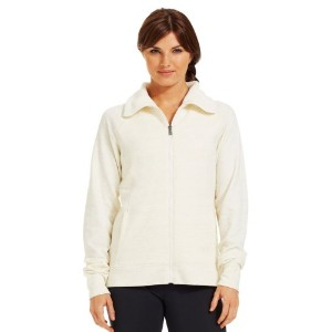 Under Armour Women 's Charged Cotton Storm Marble Sherpa Full Zip