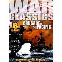 【War Classics 8: Crusade in the Pacific [DVD] [Import]】 n b000e0odmw