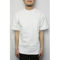 CAMBER(キャンバー) / #302 HEAVYWEIGHT POCKET TEE (WHITE) (S)