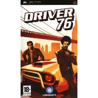 Third Party - Driver 76 Occasion [PSP] - 3307210250490
