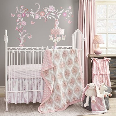 Lambs & Ivy Happi by Dena Charlotte 4 Piece Bedding Set by Lambs & Ivy